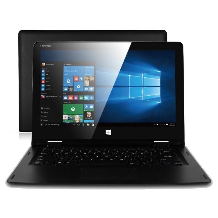 "Prestigio Visconte Ecliptica 13.3"", Intel Atom, 1840МГц, 2Гб RAM, DVD нет, 32Гб, Wi-Fi, Windows 10 Домашняя, Bluetooth"