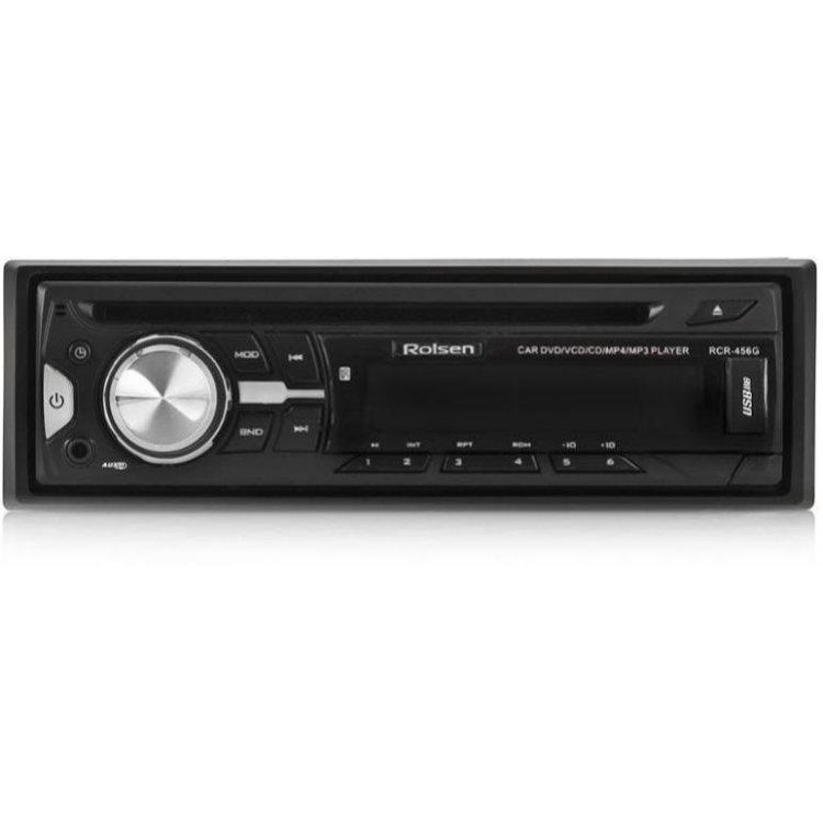 Купить Rolsen RCR-456B в интернет магазине бытовой техники и электроники