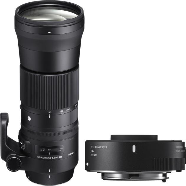 Sigma AF 150-600mm | Contemporary