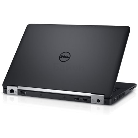 "Dell Latitude E5270 12.5"", Intel Core i5, 2300МГц, 8Гб RAM, DVD нет, 256Гб, Windows 10 Pro, Windows 7, Черный, Wi-Fi, Bluetooth"