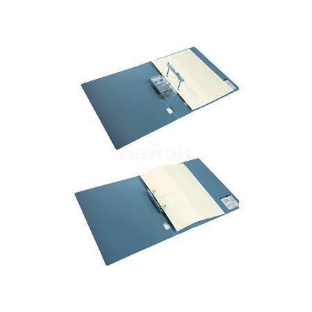 Папка-регистратор Kokuyo TUBE FU-F660NB A4 пластиковая корешок 60мм синий