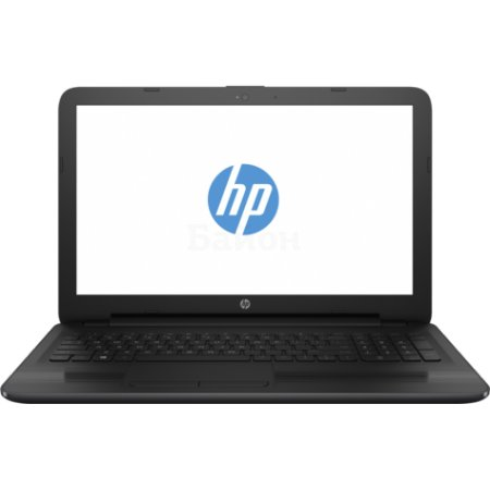 "HP 250 G5 15.6"", Intel Core i3, 2000МГц, 4Гб RAM, DVD нет, 500Гб, Черный, Wi-Fi, DOS, Bluetooth"