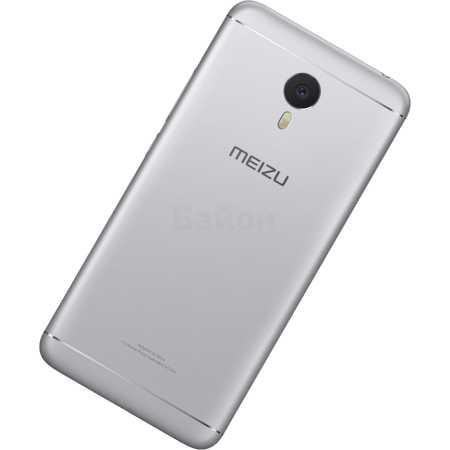 Meizu M3 Note M681H 32Гб, Серебристый