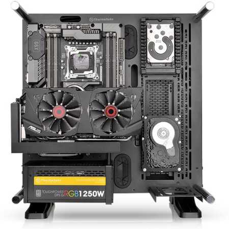 Thermaltake Core P3 Черный