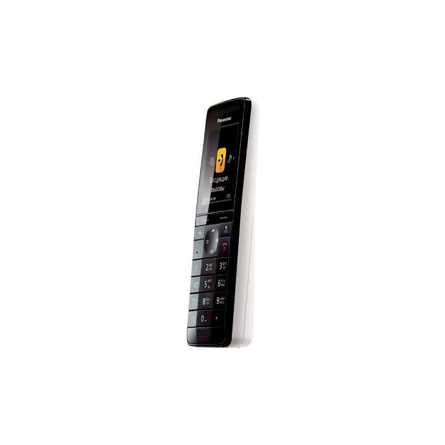 Трубка доп. Dect Panasonic KX-PRSA10RUW белый для KX-PRS110RU