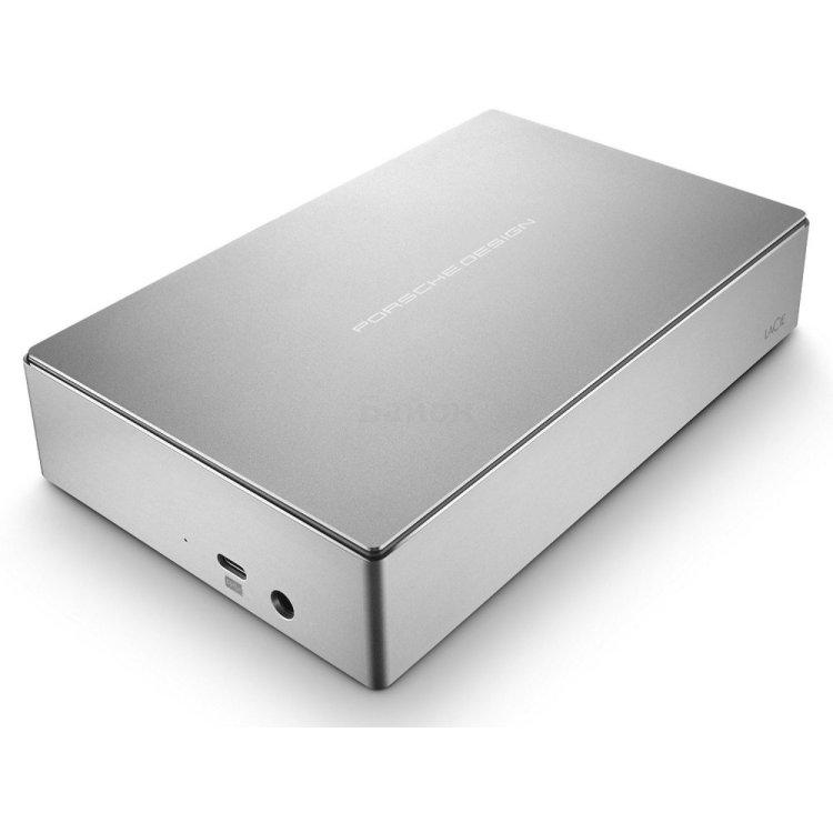 LaCie Porsche Design Desktop Drive USB-C 6Tb