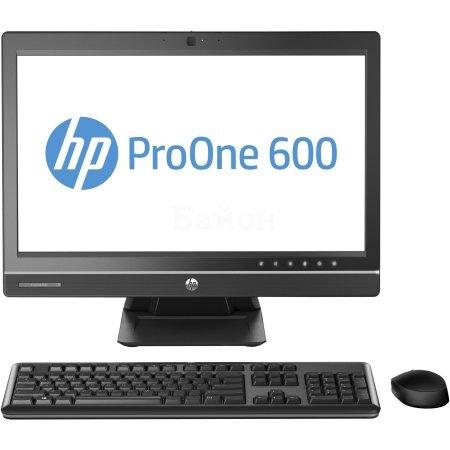 HP ProOne 600 нет, Не указан, 4Гб, 1000Гб, Windows, Intel Core i3