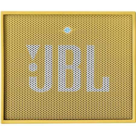 JBL GO Желтый
