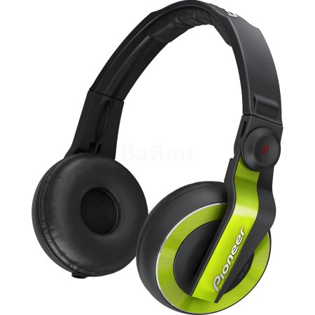 Pioneer HDJ-500-K Зеленый