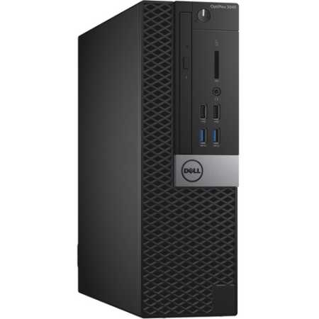 Dell OptiPlex 3040-9891 Intel Core i3, 3700МГц, 4Гб RAM, 500Гб, Linux, Черный