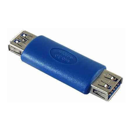 5Bites UA-3001 USB 3.0, AF / AF USB-A, Синий