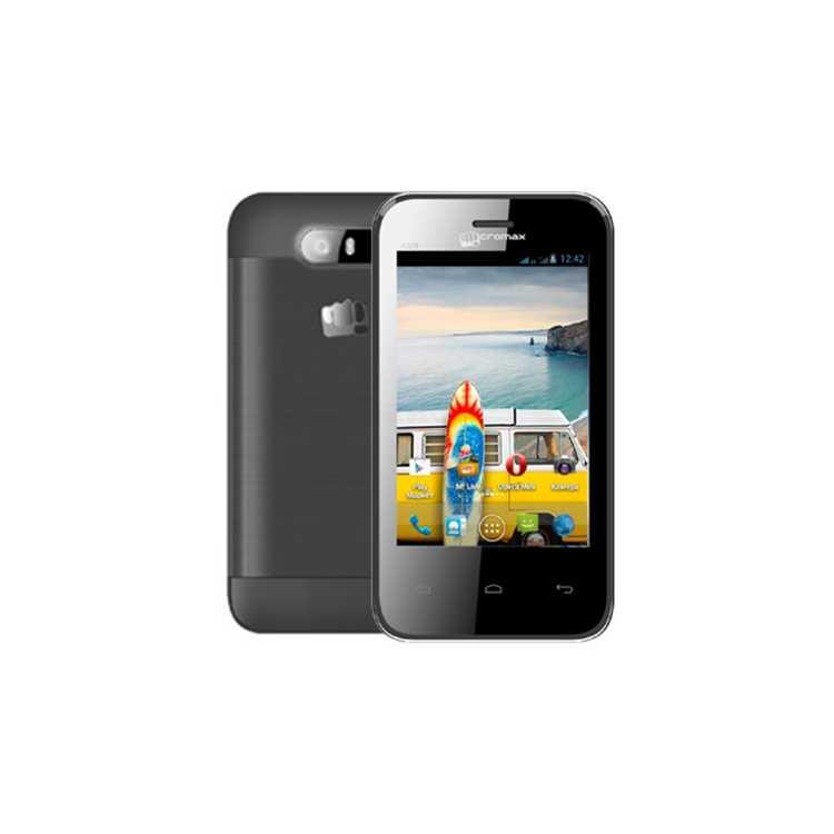 Micromax A59 0.512Гб, Dual SIM, 3G