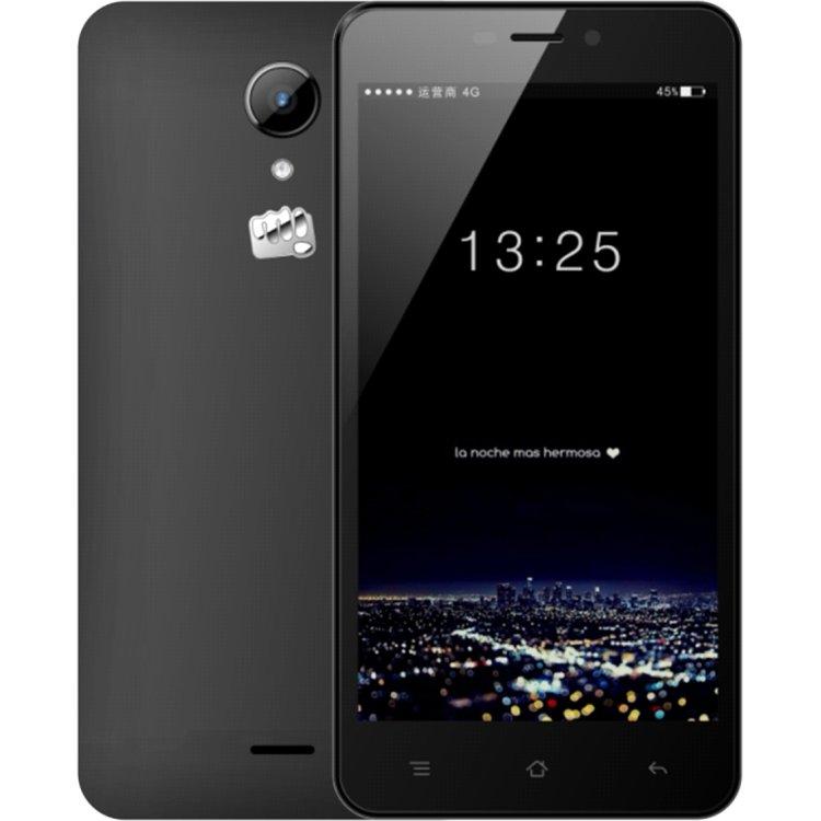 Micromax Q480 16Гб, Dual SIM, 4G (LTE), 3G