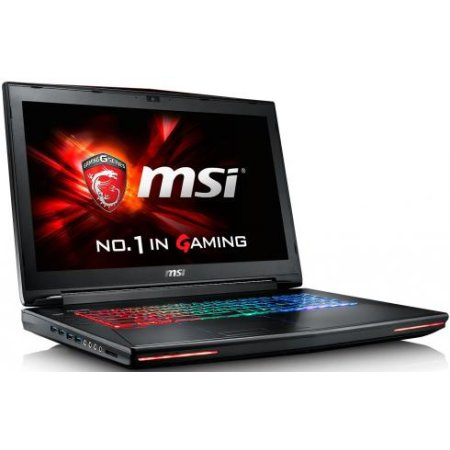 "MSI GT72 Dominator G 6QD-845XRU 17.3"", Intel Core i7, 2600МГц, 8Гб RAM, DVD-RW, 1Тб, Черный, Wi-Fi, DOS, Bluetooth"
