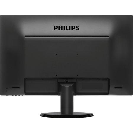 "Philips 273V5LHAB , Черный, DVI, HDMI, Full HD 27"""
