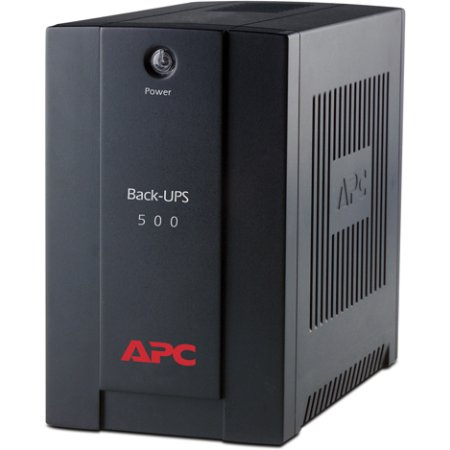 UPS APC <BE550G-RS> Back RS 550VA/330W, 230V, 8 евророзеток 4+4, USB, Data/DSL защита, RJ-45
