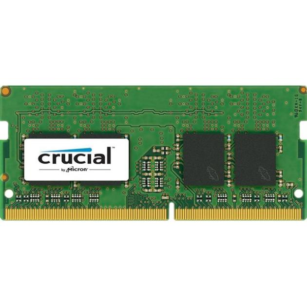 Crucial CT4G4SFS8213 4Гб, PC4-17000, 2133, SO-DIMM