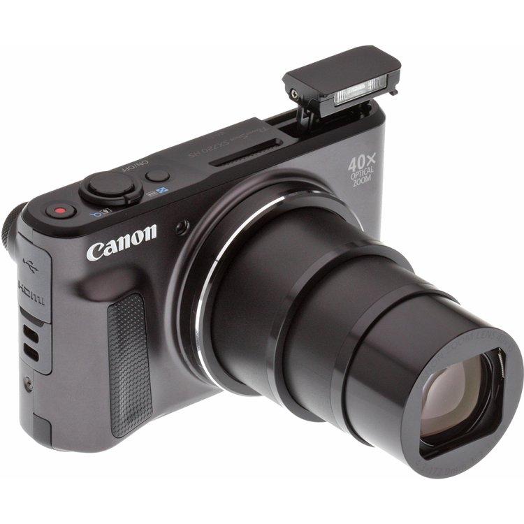 Купить Canon PowerShot SX720 HS в интернет магазине бытовой техники и электроники