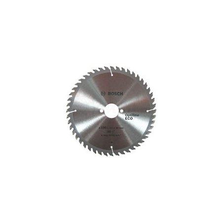 Пильный диск по дереву Bosch 2608641786 d=160мм d(посад.)=20мм (циркулярные пилы)
