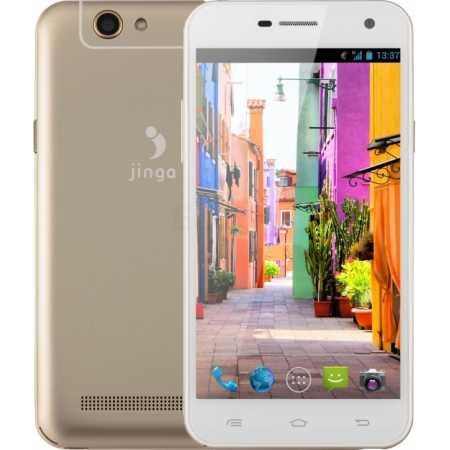 Jinga Basco M500 Золотой, 8Гб, 2 SIM, 4G LTE, 3G