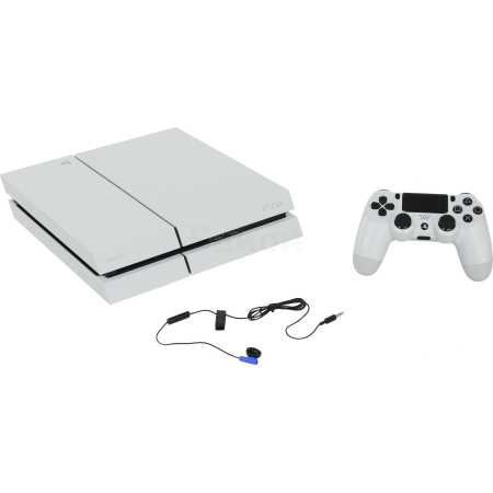 Sony PlayStation 4 500GB White CUH-1208A