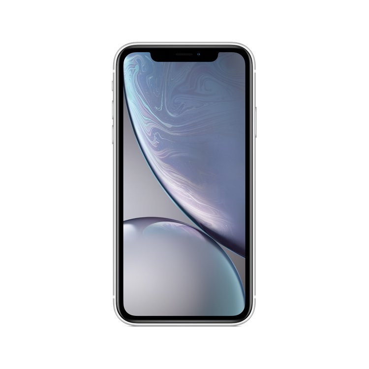 Apple iPhone XR 64Gb white Без ЗУ