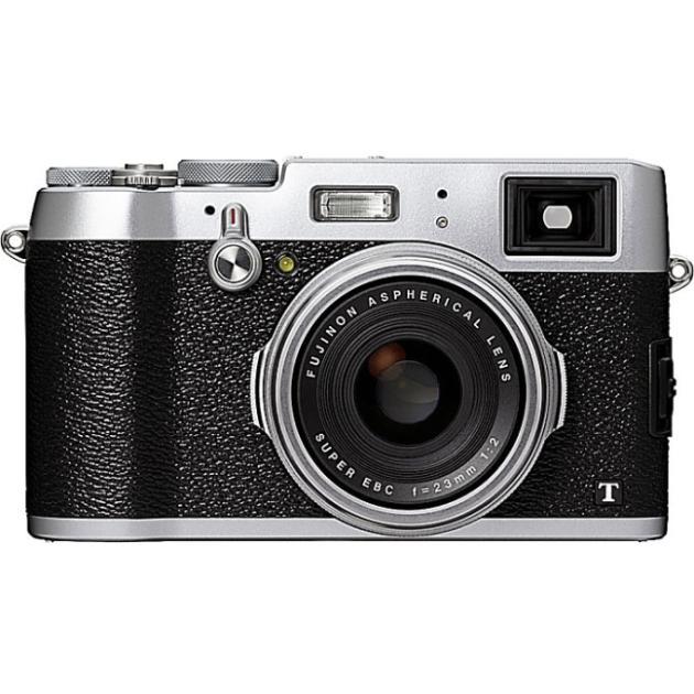 Fujifilm X100T Стальной, 16.3 16440642