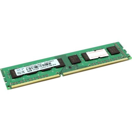 NCP DDR3 1600 DIMM 8Gb DDR3, 8, PC-12800, 1600, DIMM