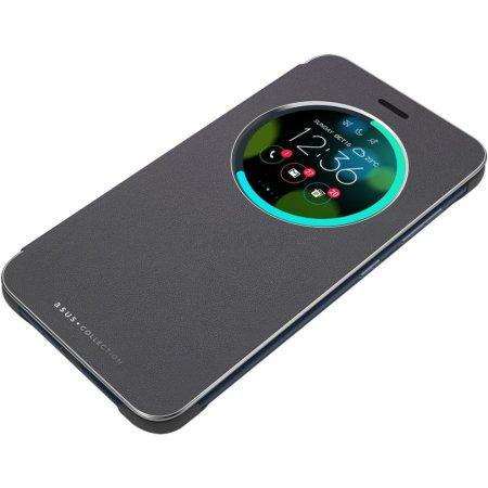 Чехол-книжка для Asus Zenfone 3 ZE552KL Черный Черный