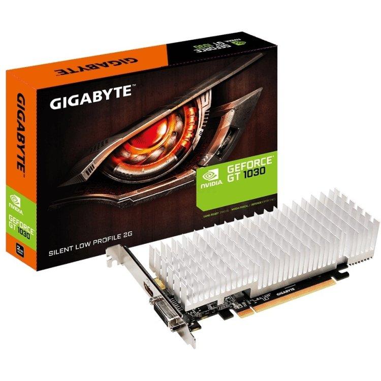 Купить GigaByte GeForce GT 1030 в интернет магазине бытовой техники и электроники