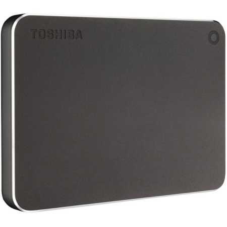 Toshiba Canvio Premium HDTW110EBMAA for Mac
