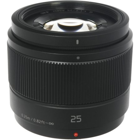 Panasonic Lumix G Lens H-H025E Широкоугольный, Micro 4/3