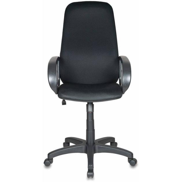 Кресло руководителя Бюрократ CH-808AXSN/TW-11 черный TW-11