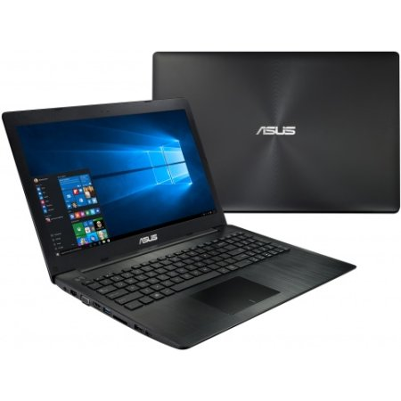 "Asus A553SA 15.6"", Intel Celeron, 1600МГц, 4Гб RAM, DVD нет, 500Гб, Черный, Wi-Fi, DOS, Bluetooth"