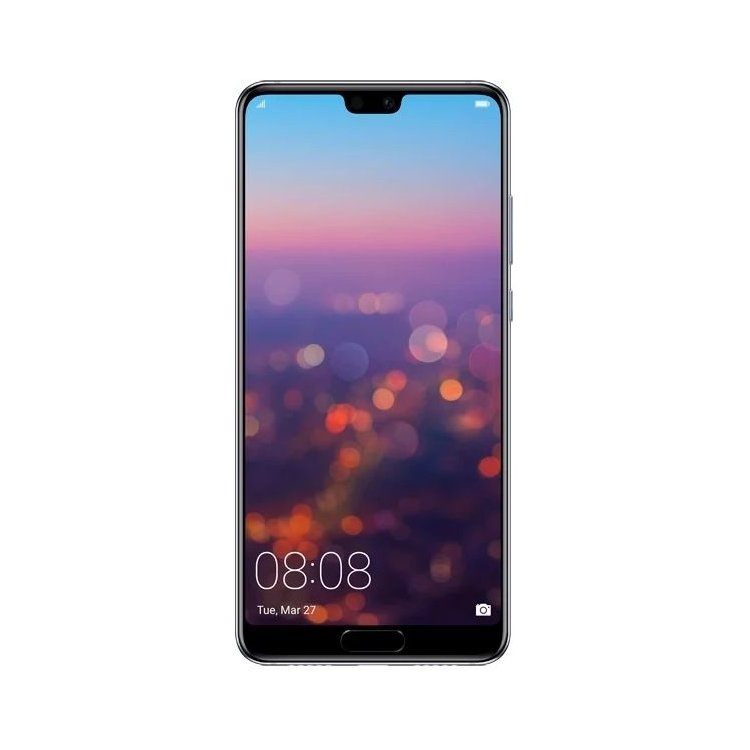 Huawei P20 128Гб, Dual SIM, 4G (LTE), 3G