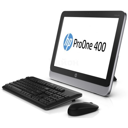 HP ProOne 400 G1 нет, 500Гб