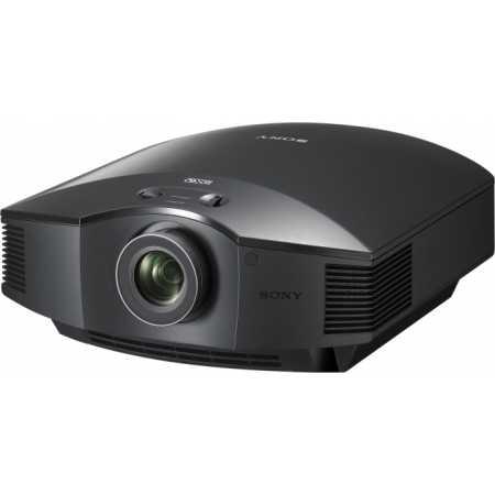 Sony VPL-HW40ES стационарный, Черный