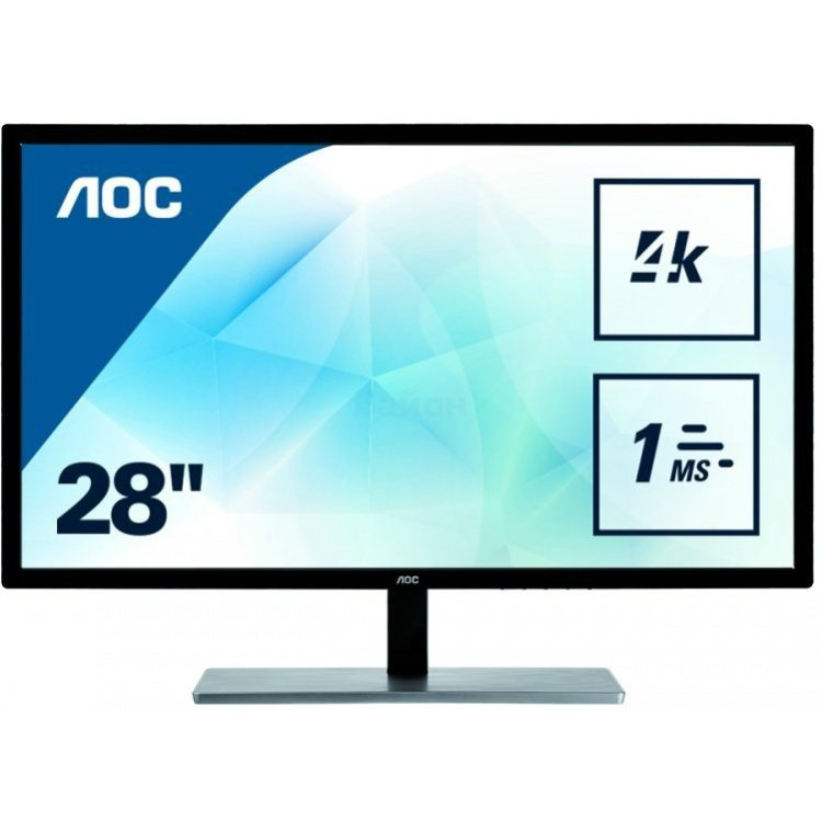 AOC Gaming U2879VF, DVI, HDMI, Full HD