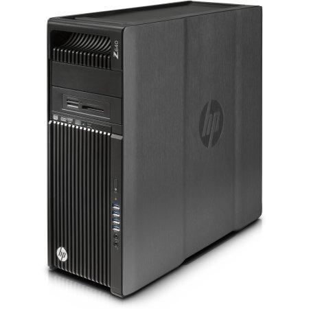 HP Z640 T4K30EA 2400МГц, 256 Гб, Win 10 Pro+ Win 7 Pro