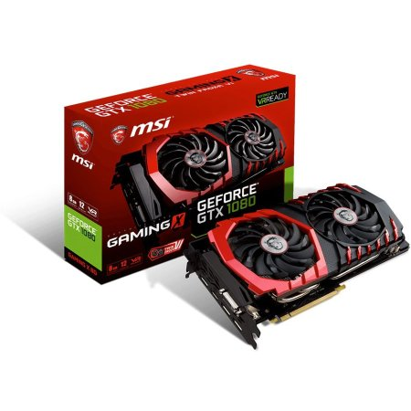 MSI NVIDIA GeForce GTX 1080 Gaming X 8G