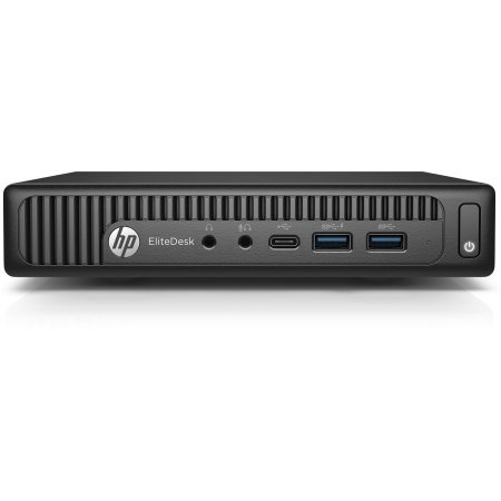 HP EliteDesk 800 G2 X3J88EA Mini, 3200МГц, 8Гб, Intel Core i5, 256Гб