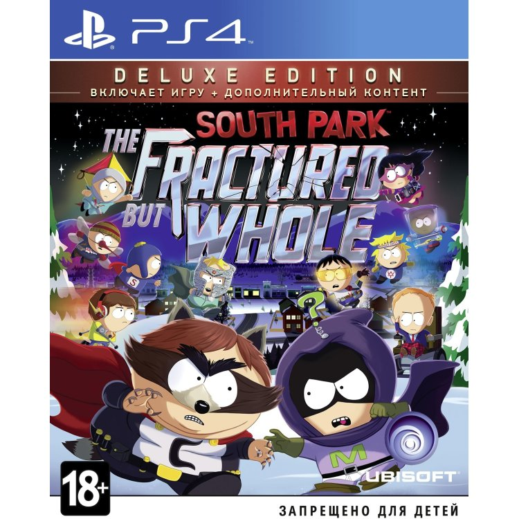 South Park: The Fractured but Whole. Deluxe Edition Sony PlayStation 4