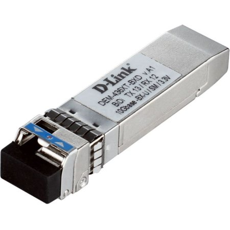 D-Link DEM-432XT, Optical Transceiver, 10GBASE-ER 10Gigabit Ethernet XFP Optical Transceiver, 40km