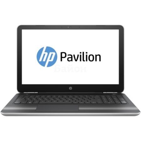 "HP Pavilion 15-au010ur 15.6"", Intel Pentium, 2100МГц, 4Гб RAM, 500Гб, Wi-Fi, Windows 10, Серебристый, Bluetooth"