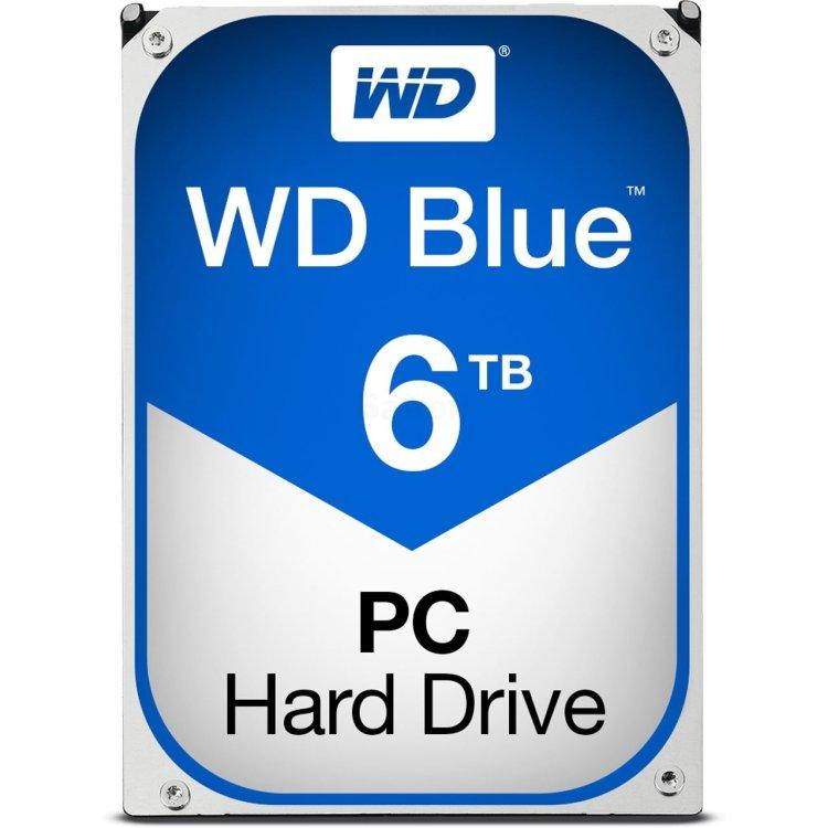 Купить Western Digital Blue WD60EZRZ в интернет магазине бытовой техники и электроники