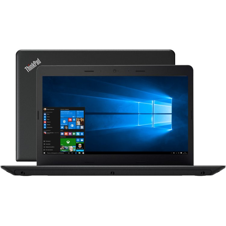 "Lenovo ThinkPad EDGE E470 20H1004VRT 14"", Intel Core i7, 2700МГц, 8Гб RAM, 256Гб, Windows 10 Pro"