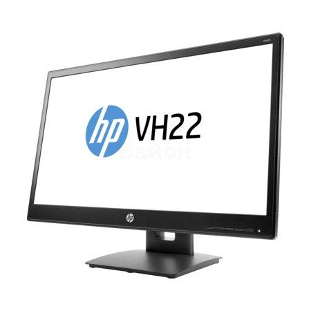 """HP VH22 21.5"""", Черный, DVI, Full HD"""