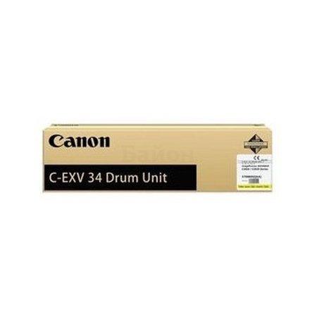 Canon C-EXV 34 Голубой