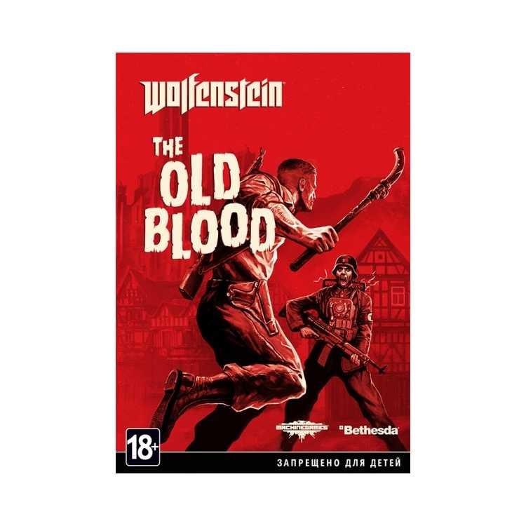 Wolfenstein:The Old Blood PC, стандартное издание, цифровой код, Русский язык