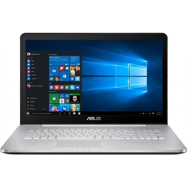 Asus VivoBook N752VX-GC274T Intel Core i5, 8Гб RAM, DVD-RW, 2Тб + 128Гб, Wi-Fi, Windows 10, Bluetooth